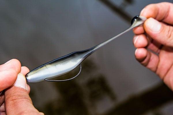 Big Bite Baits Swimming Jerk Minnow - Wired2Fish com