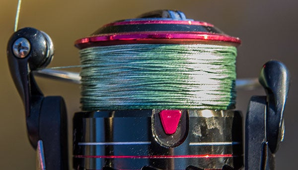 Sufix 832 braided line for Pink braided fishing line