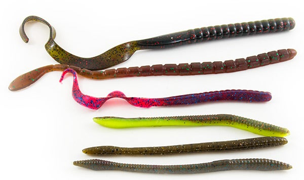 a guide to bass fishing soft plastics