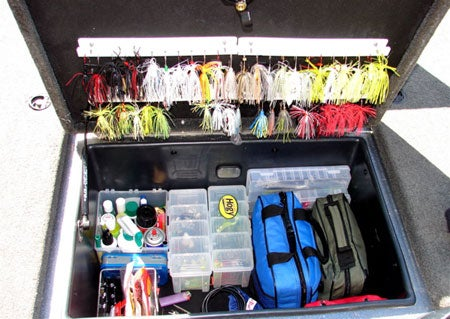 Tackle techniques boat organization products for Fishing tackle organization