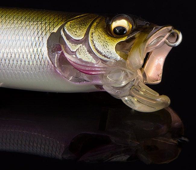 Megabass x pod jr for Wired 2 fish