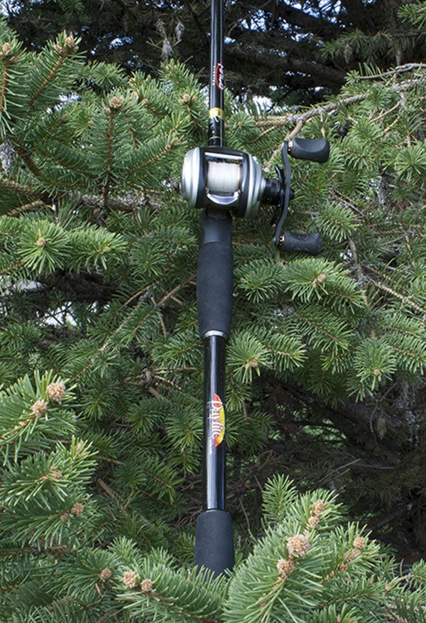 Halo daylite series casting rod review for Halo fishing rods
