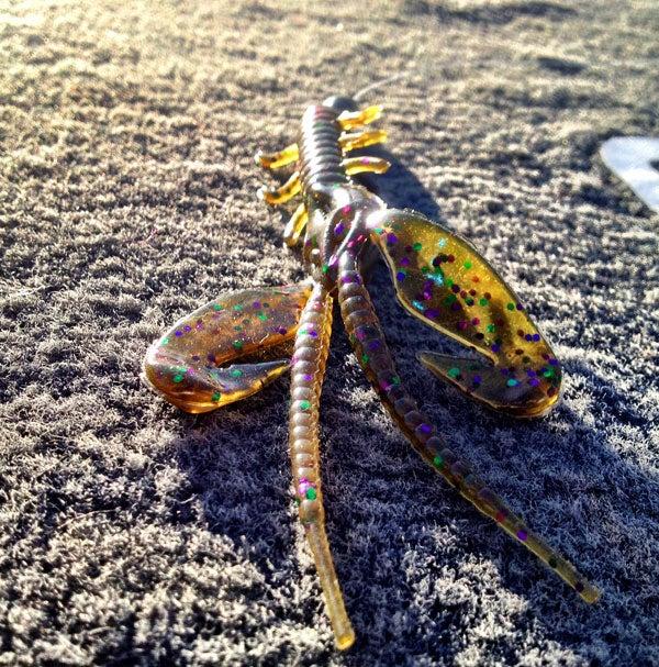 Berkley havoc scott suggs rocket craw for Wired 2 fish