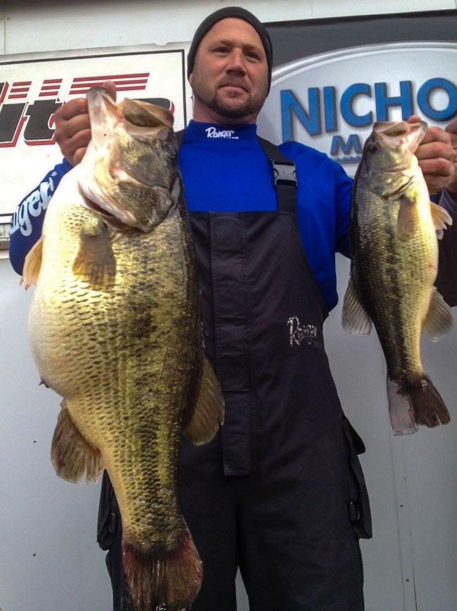 7 reasons to fish the early prespawn for bass for Chickamauga lake fishing