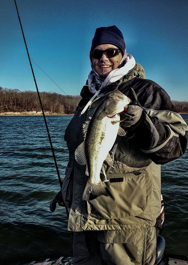 Optimum opti shad review for Wired 2 fish